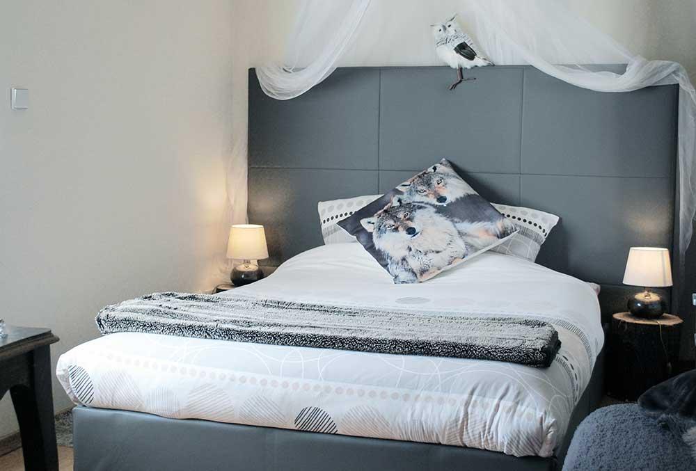 Chambres confortables dans un lieu d'exception