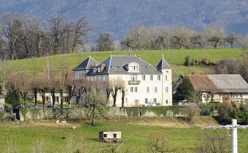 Château en Savoie